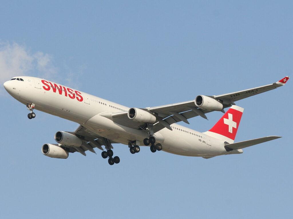 Swiss Flugtracker Flugverfolgung
